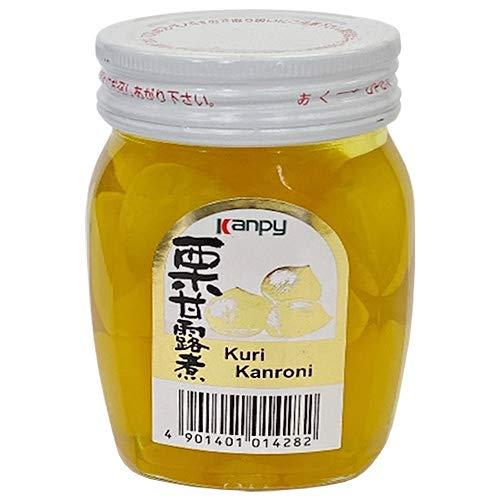 カンピー 栗甘露煮 200g瓶×24個入×(2ケース)