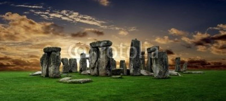 ¡no ser extrañado! Stonehenge (22351200), lona, 70 x x x 30 cm  sin mínimo