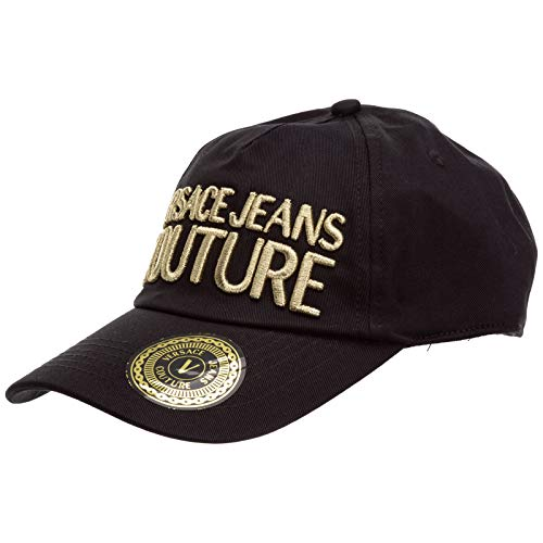 VERSACE JEANS COUTURE Hombre Gorras Nero