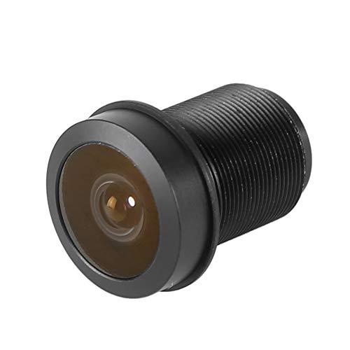 1,44 mm 1 / 2,5 Weitwinkel 5MP HD 180 ° Fisheye Objektiv für CCTV Überwachungskamera, Mount Objektiv, Mount Kamera, Reisekamera