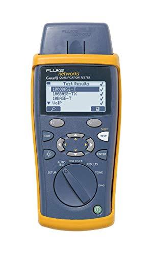 Fluke Networks CIQ-KRQ CableIQ Network Cable Tester. Residential Qualifier Kit
