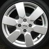 Nueva auténtica Nissan Micra K12x1de aluminio rueda de aleación de 16'