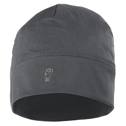ALPIDEX Running Mütze Sportmütze Laufmütze Damen Herren Funktionsmütze One Size, Farbe:Grey