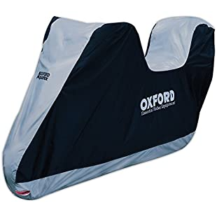Oxford Aquatex Cover for Scooters with Top Box (2016 Version):Priorcastleinnvictoria