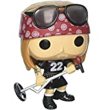 WWXX Pop Rocks - Guns N' Roses Axl Rose #50 Vinyl 3.75inch Toy Rocks Star Derivatives Multicolor