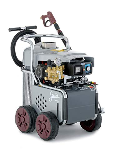 Find Bargain IDROBASE Stella Proffesional Hot Water Electric Pressure Power Washer Diesel Burner 300...