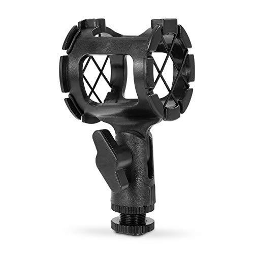 SMALLRIG マイクショックマウント 振動防止 角度調整可能 カメラシューズ/ボンポール用 1859