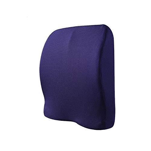 CRXL shop-elektrische dekens Therapeutische Lumbar ondersteuning kussen Bescherm en kalmeer uw rug, Verbeter de houding natuurlijk, Gebruik kussens in auto's, bureaustoelen en huizen, voor volwassenen, tieners
