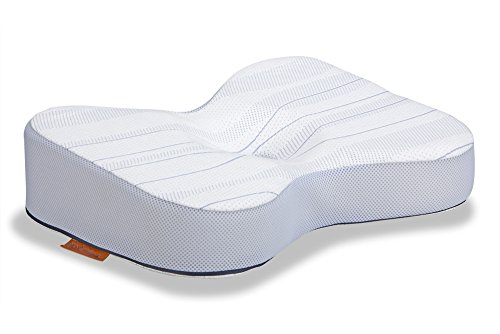 M line - Kissen Ahtletic Pillow 36 x 50 cm | Kopfkissen für Rückenschläfer und Seitenschläfer | Ant-Allergisch