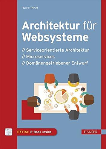 Architektur für Websysteme: Serviceorientierte Architektur, Microservices, Domänengetriebener Entwurf