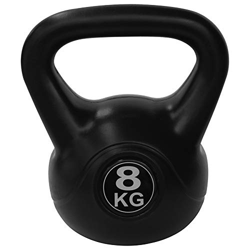 Tunturi Kettlebell PVC 8 kg, 14TUSCL105