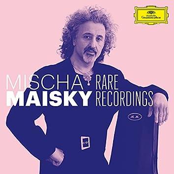 Mischa Maisky – Rare Recordings