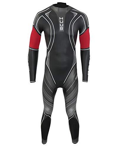 Huub Archimedes 3 Triathlon Mens Wetsuit 4:4 Zwemmen Open Water Tri Maat XS-XL
