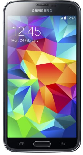 Samsung Galaxy S5 Smartphone (12,95 cm (5,1 Zoll) Touch-Display, 2,5 GHz Quad-Core Prozessor, 2 GB RAM, 16 MP Kamera, Android 4.4 OS) - Blau [T-Mobile-Branding]