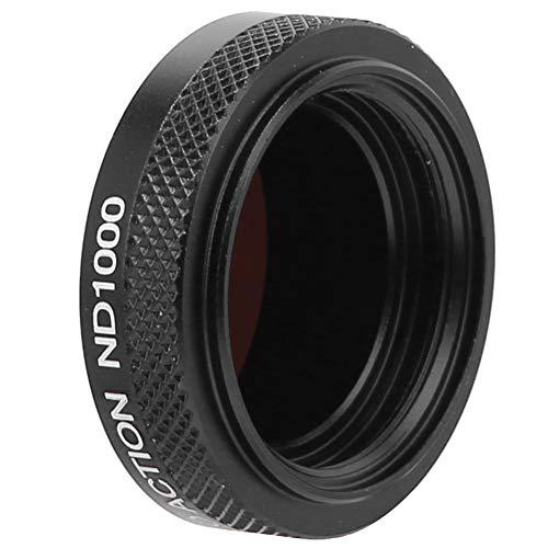 Topiky ND1000 Lens filter, ND 1000 professionele lens beschermfilter fotografie accessoires van optisch aluminium glas voor DJI Osmo Action Sportcamera