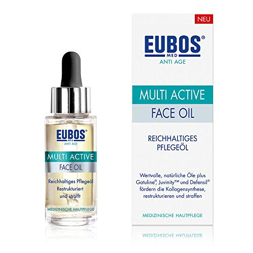 Eubos Anti Age Multi Active Face Oil, 30 ml