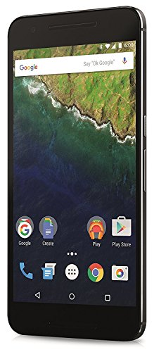 Huawei Nexus 6P - 32 GB - Graphit Grau