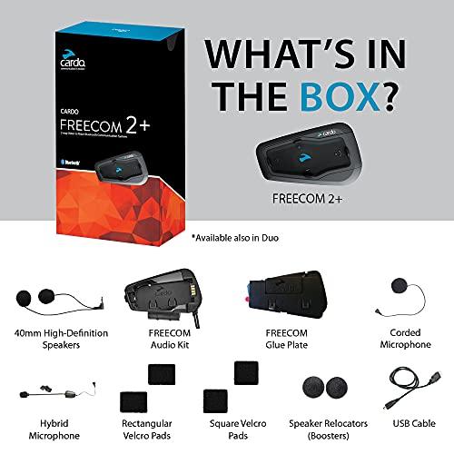 Cardo Freecom 2 Plus (+) Single - 2