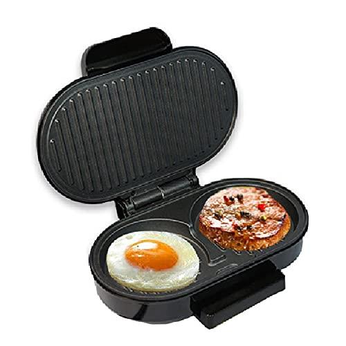 Sandwicheras Grill,Inicio Mini Máquina De Sándwich Panini, Plancha Eléctrica Multifunción Para Hacer Hamburguesas, Sartén Para Huevos De Carne
