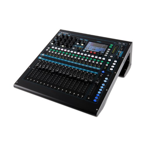 Allen & Heath Qu-16 Rack Mountable Digital Mixer for Live, Studio and Installation