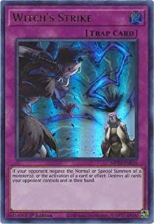 Witch's Strike - MP20-EN035 - Ultra Rare - 1st Edition