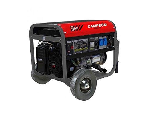 CAMPEON - Generador Movil Eco340 11Hp 4T Campeon 4 Kva
