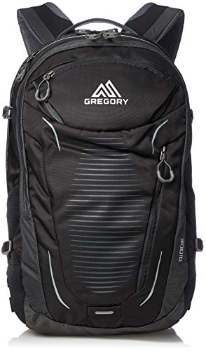 Gregory Mountain Products Diode Men's Daypack, Shadow Black, One Size
