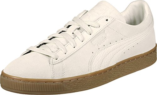 PUMA Suede Classic Natural Warmth, Sneaker, Beige (Birch-Birch), 37 EU (4 UK)