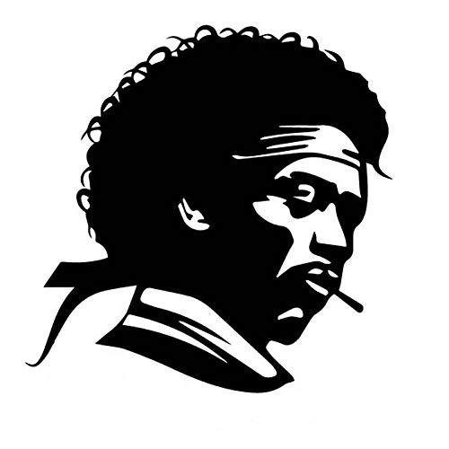 WBXZY 15 CM * 15 CM Marshall Hendrix, el Mejor Jugador de...