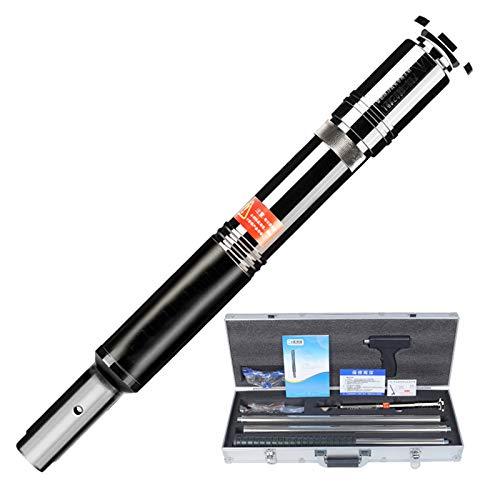 HBRE Pistola De Clavos Manual Pistola De Grapas con Varilla De ExtensióN De Metal,para Operar En El Techo Sin Escalar,For Air Conditioning Ventilation Duct