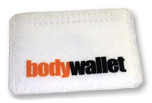 Bodywallet Geldbörse zum Kleben 5 Stück