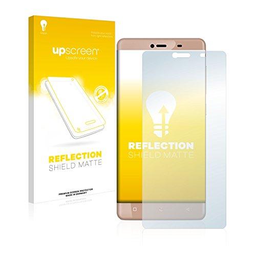 upscreen Entspiegelungs-Schutzfolie kompatibel mit Allview P8 Energy Mini – Anti-Reflex Bildschirmschutz-Folie Matt