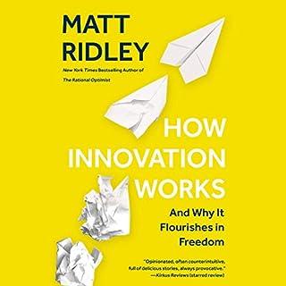 How Innovation Works cover art