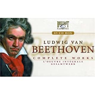 Beethoven : Complete Works / l'oeuvre intégrale [Import allemand] (B000VHTS3C) | Amazon price tracker / tracking, Amazon price history charts, Amazon price watches, Amazon price drop alerts