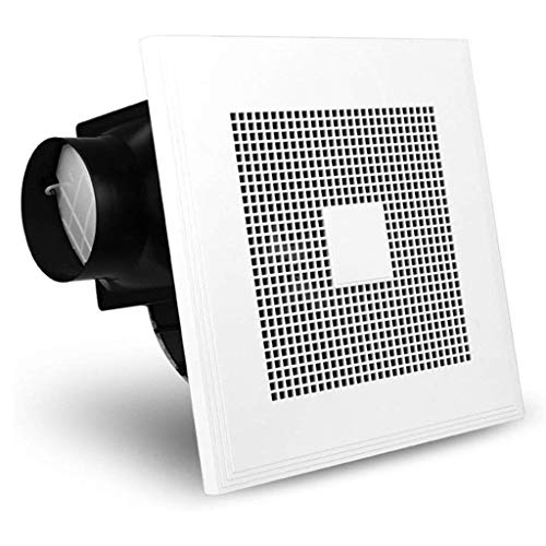 LXZDZ Ventilador de ventilación, escape Ventilador de techo y de montaje en pared Extintor de Cocina Baño