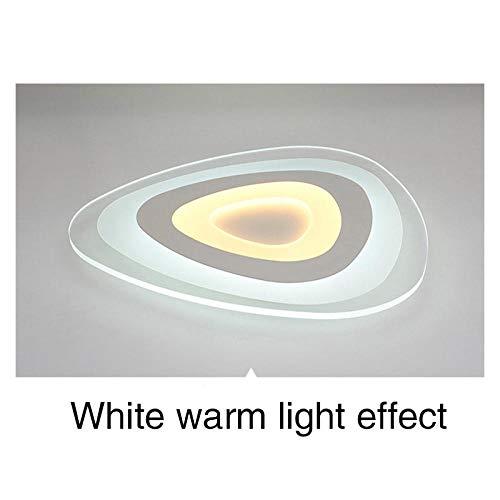 Einfache LED Hause Schlafzimmer Korridor Bad Deckenleuchte ultradünne LED Deckenleuchte außerhalb...