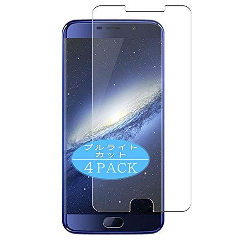 VacFun 4 Piezas Filtro Luz Azul Protector de Pantalla, compatible con Elephone...