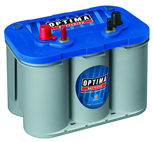 Optima OPT8016-103 Batteries D34M BlueTop Starting and Deep Cycle