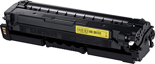 Samsung CLT-Y503L/ELS Original Toner Gelb - Kompatibel mit: SL-C3010ND   C3060FR