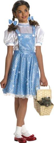 Disfraza de Vestido de Dorothy del Mago de Oz para Niñas - Poliéster,...