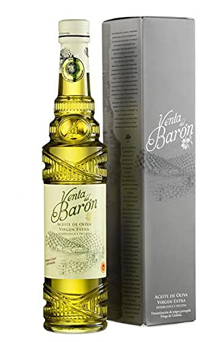Venta del Barón - l'huile des olives 500 ML -...