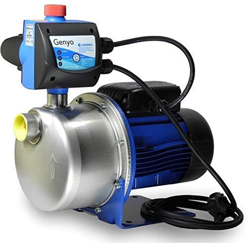 Elektropumpe Lowara BGM 7BGM7HP 1+ Presscontrol Pumpe Hauswasserwerk Motor