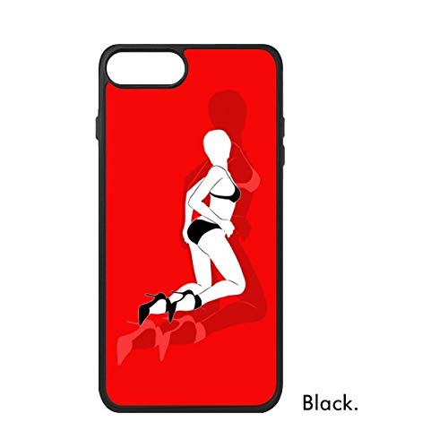 DIYthinker Red Bikini Beauty Vrouw Phonecase Apple Cover Case Gift, iPhone 7 Plus Case