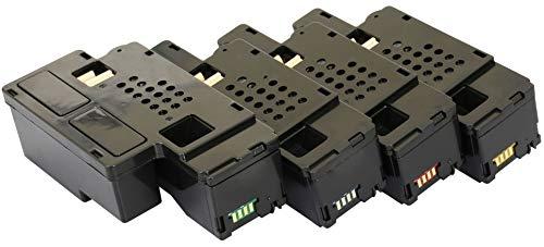 TONER EXPERTE CX17 C1700 C1750 4 Toner compatibili per Epson AcuLaser C1750N C1750W CX17NF CX17WF
