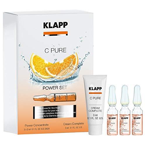 Klapp C PURE Power Set Edition Limitee