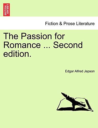 Jepson, E: Passion for Romance ... Second edition.