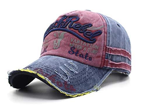 Handcuffs Unisex Denim Baseball Stylish Caps Adjustable Free Size Cap For Summer Winter