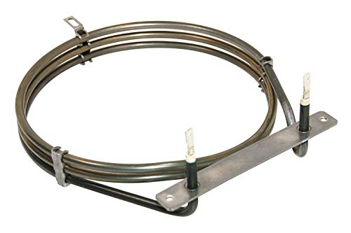 Find A Spare Heating Element for Electrolux, Zanussi, AEG, Tricity Bendix Fan Oven/Cookers (2500W)