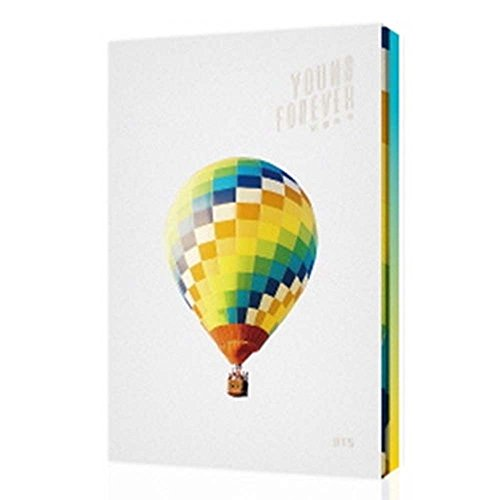 BIGHIT BTS Young Forever (Day Version) in The Mood for Love Special Bangtan Boys Album 2 CDs+Poster+Photobook+Polaroid Card+Gift (Extra BTS 6 Photocards Set)
