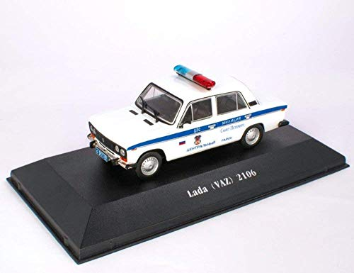 Simca 1000 Rally Die-Cast Fertigmodell Maßstab 1:43
